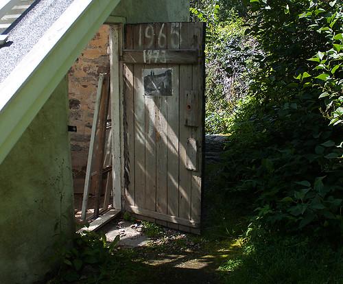 Fototriss: portar/dörrar.