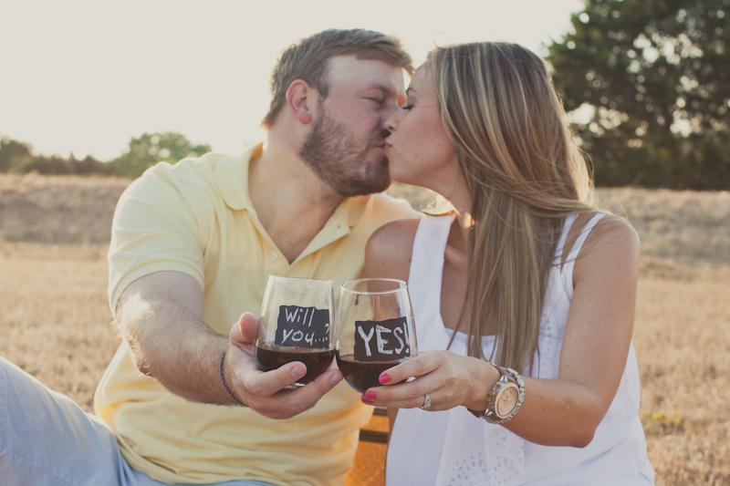 Lisa and Dawson Austin Engagement-0012