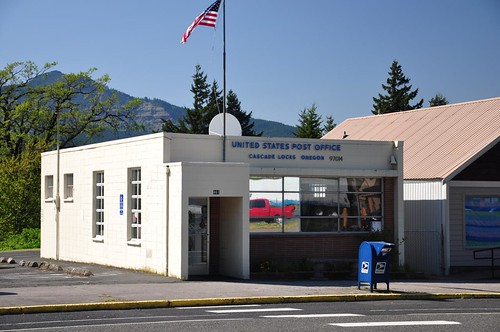 Cascade Locks post office