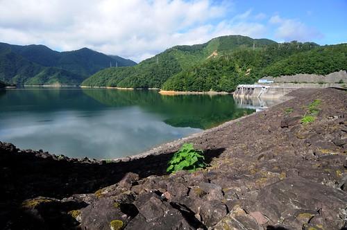 九頭竜ダム Kuzuryu Dam