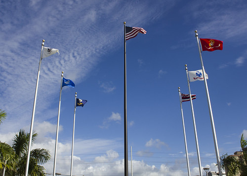 Pearl Harbor Flags