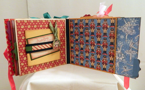G45 Nutcracker Sweet Mini Book8
