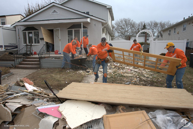 Hurricane Sandy Relief - Long Island, NY