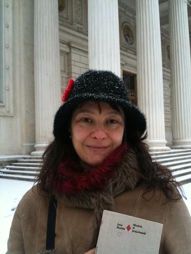 Romania: Sorina Oprean - Bucarest by Sitio de Jane Austen
