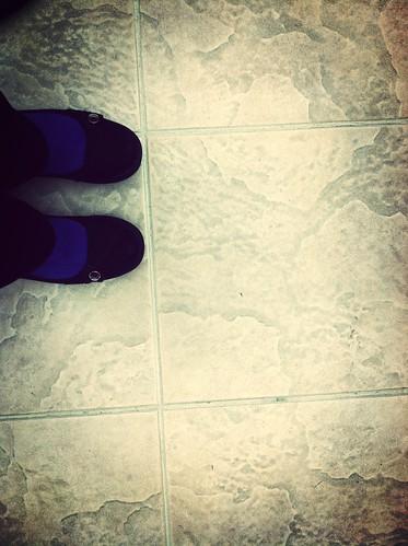 Bank feet