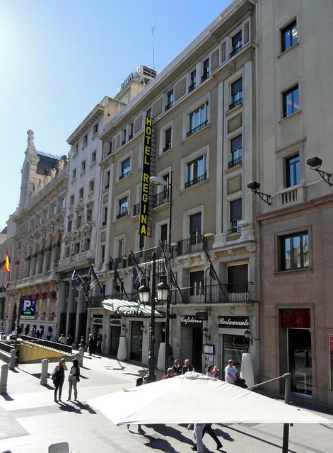 Hotel regina madrid spain 2012 flickr photo sharing for Hotel regina madrid opiniones