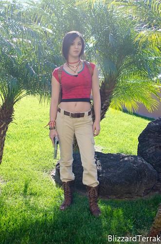 Meli - Chloe Frazer Cosplay