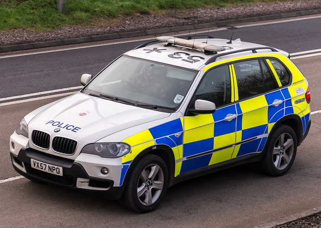 Gloucestershire Police ARV....again! | A466 Chepstow...i ...