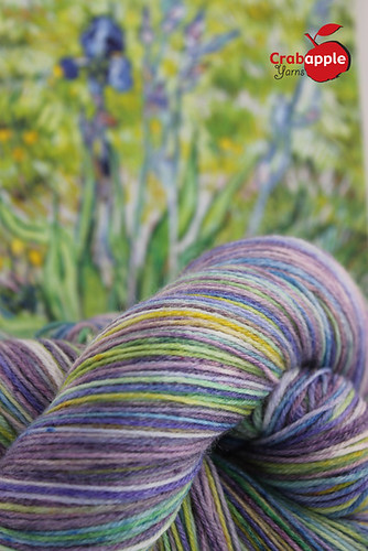 Crabapple yarns