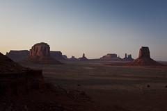 dusk - Monument Valley 3-21-08  10