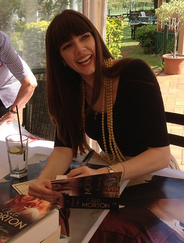 kate morton  Quick Brown Fox: The Clockmaker's Daughter by Kate Morton, reviewed ...
