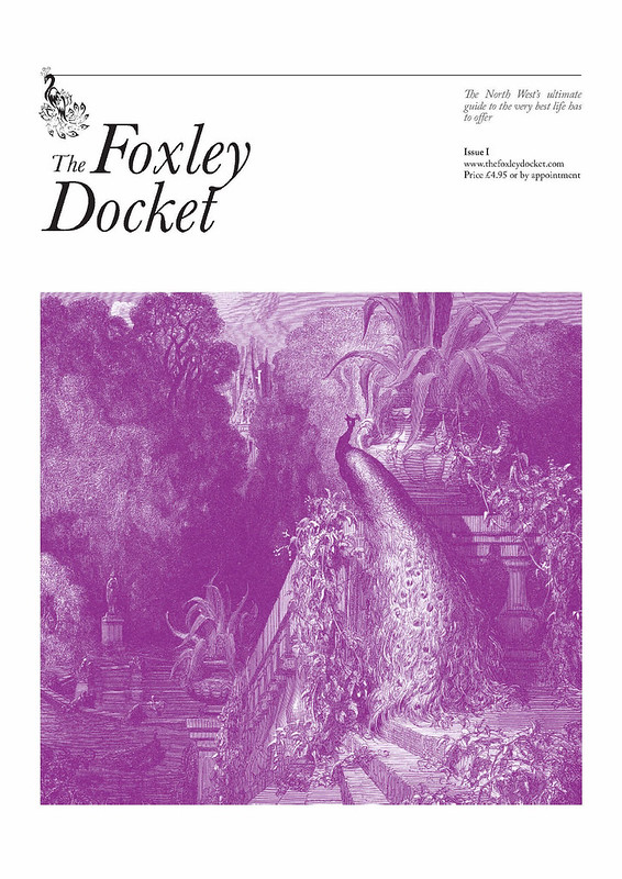 The Foxley Docket: A new luxury lifestyle publication for the UK