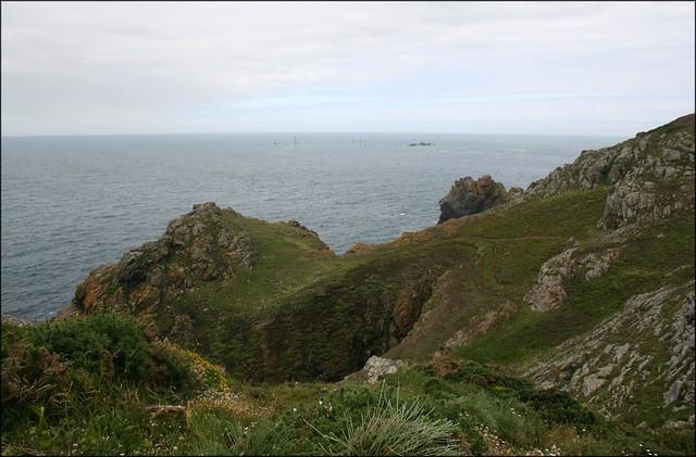 Pleinmont Point, Guernsey