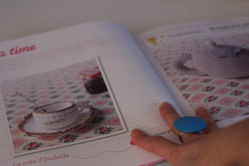 """Livre """"Serial Crocheteuses"""" d'Isabelle Kessedjian"""