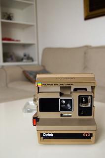 Polaroid 610