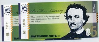 Baltimore BNote 5