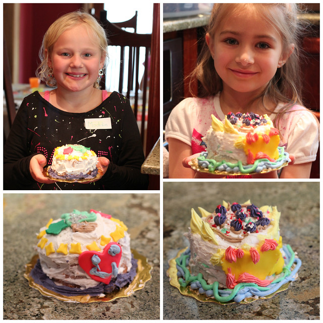 Cake Making Classes