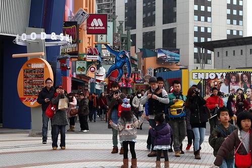 日本環球影城