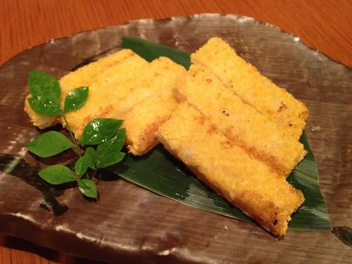 広島の魚肉練り物、がんす@@酒菜(銀座・新橋)