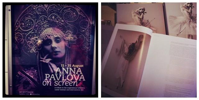 Anna Pavlova collage4