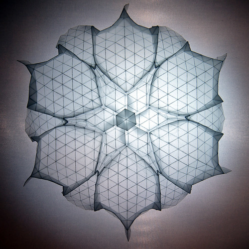 Origami Tutorial 701 (Lydia Diard)