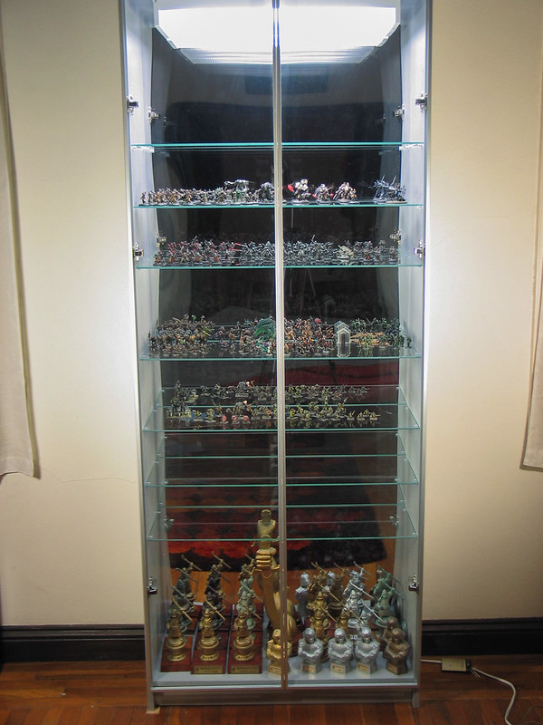 tmp ikea hack lighted display case w tutorial topic