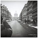 Pantheon, Paris Ve