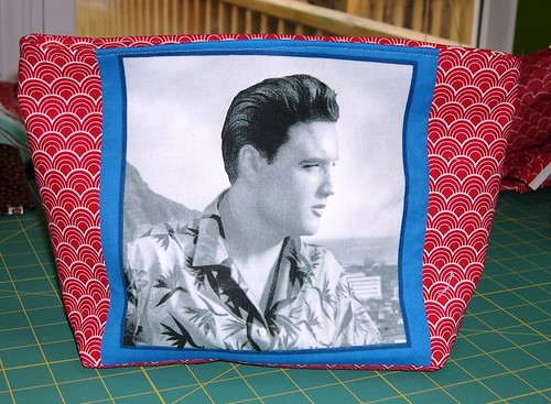 Elvis Pouch for my mom