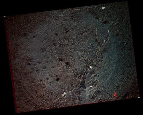 CURIOSITY sol 169 MAHLI John Klein anaglyph