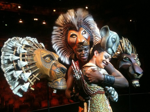 Lion King roars on Playhouse stage