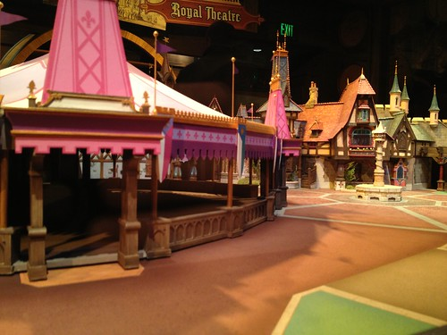 Fantasy Faire & Mickey's Magical Map at Blue Sky Cellar