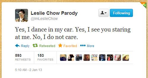 Leslie Chow