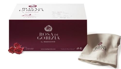 confezione Rosa di Gorizia