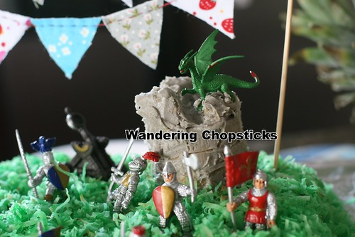 A Knight-Themed Party and Vietnamese First Birthday Traditions 11