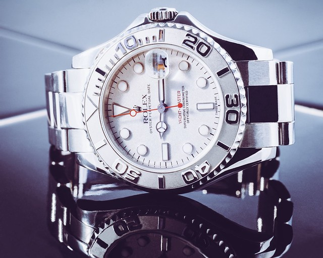 Rolex Watch by Rollofilm #rolex #watch #rollofilm #product #photography #reloj