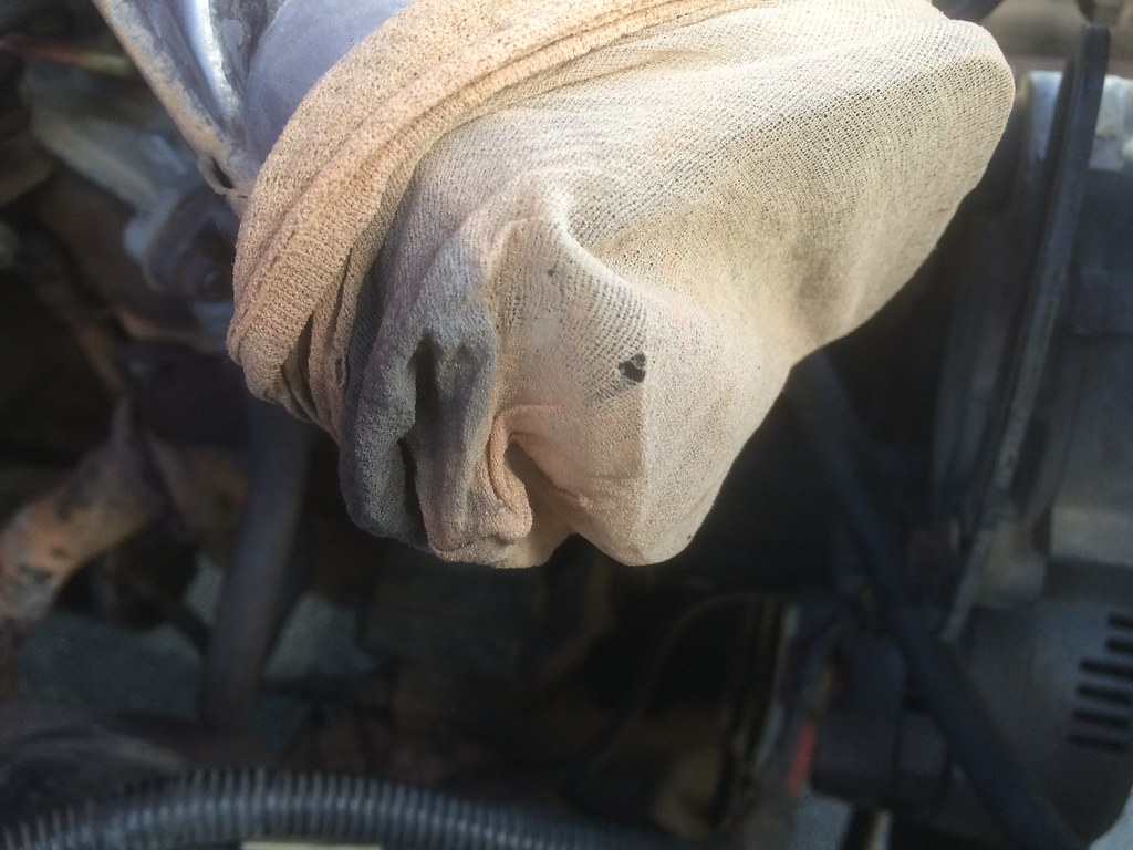 The air filter filter hack