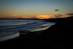 241-365 Surf Beach Sunset