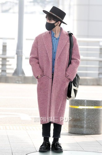 Big Bang - Incheon Airport - 21mar2015 - G-Dragon - Herald Corp - 03
