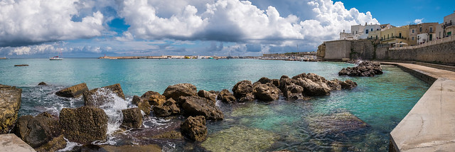 Otranto - Puglia, Italy - Seascape photography