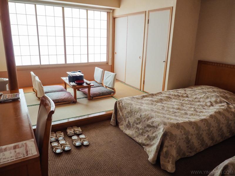 Ryugujo Spa Hotel Mikazuki