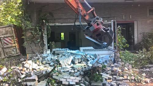 afbraak oude bouw (3)