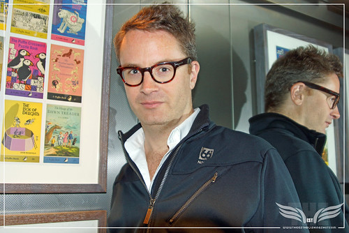 The Establishing Shot: PORTRAITS - NICOLAS WINDING REFN IN A LIFT WITHOUT A HAMMER by Craig Grobler