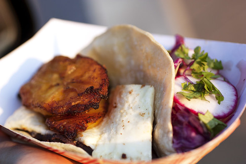 quesadilla @ rockaway taco