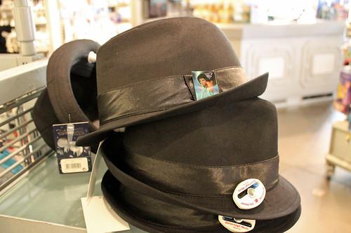 Michael Jackson's hat