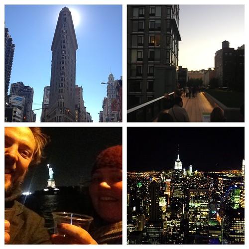 New York - torsdag