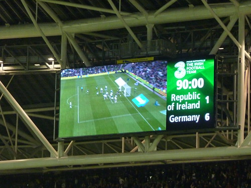 Ireland -v- Germany