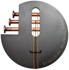 FESTIVAL DE BANDAS medal reverse