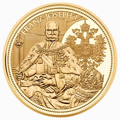 Austria 100 euro coin obverse