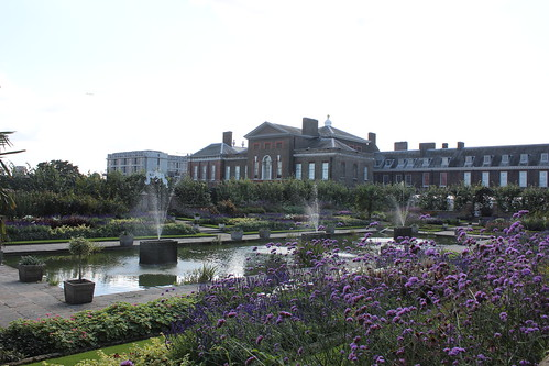 Kensington palace e giardini