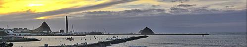 taranaki port by wanwarlock